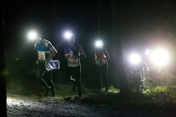 night-orienteering